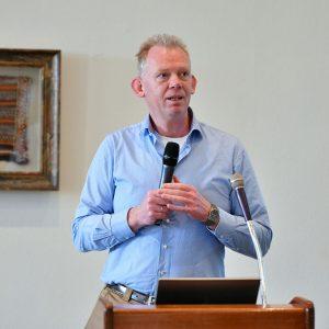 Technical luncheon with professor Eric Verschuur on April 10, 2018